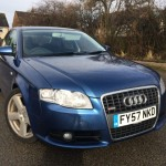 Audi A4 Used Car For Sale In Newcastle Staffordshire